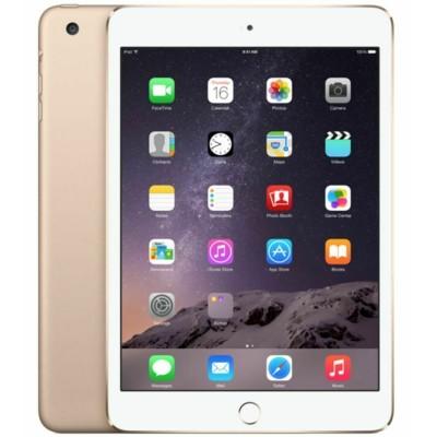 """Apple iPad Mini 3 (3rd Gen) 16GB - Wi-Fi - 7.9"""" - Gold - Grade B"""