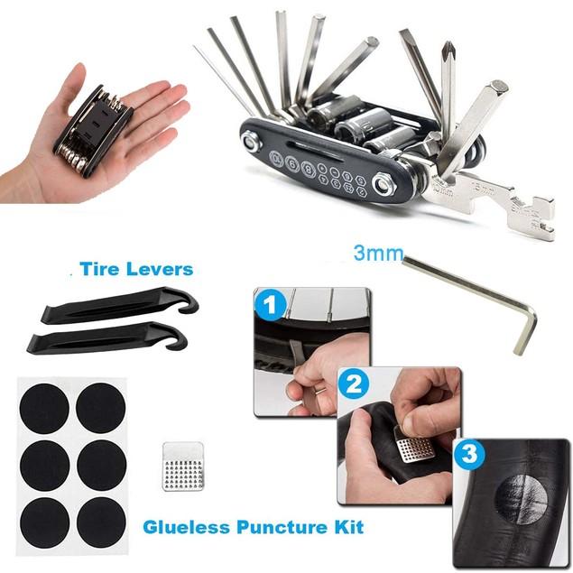 16-N-1 Bike Tool Kit