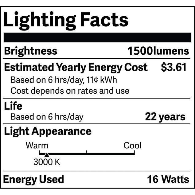 Newhouse Lighting 16-W Bronze Outdoor Int LED Landscape Wall Wash Flood