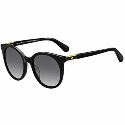 Kate Spade Sunglasses for Women Akayla/S 0807 Black/ Gradient Grey