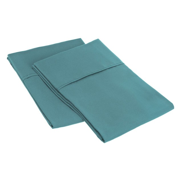 1500 Series Solid Microfiber Pillow Cases
