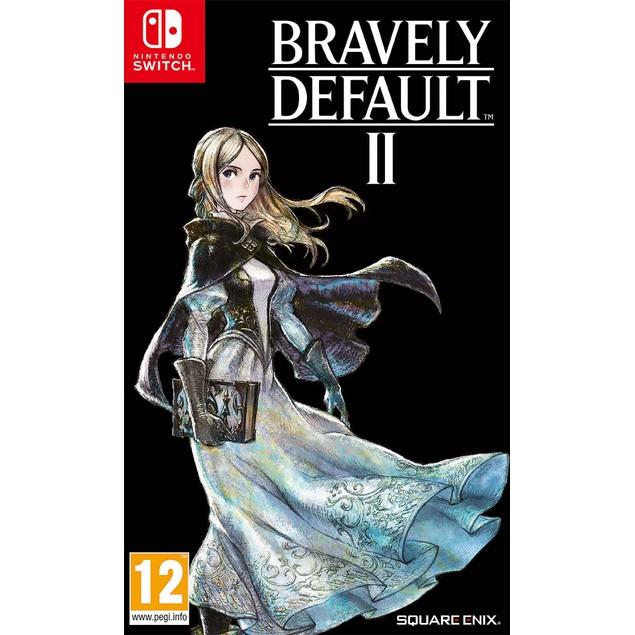 Bravely Default II Nintendo Switch Game