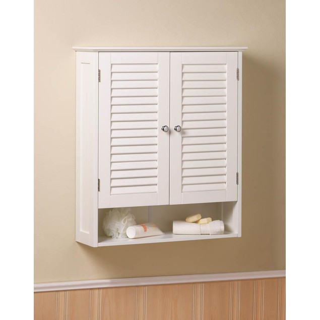 Accent Plus Nantucket Wall Cabinet