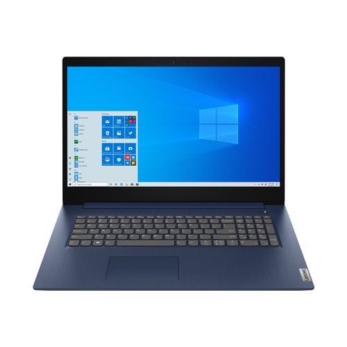"""Lenovo IdeaPad 3 17IML05 17.3"""",Abyss Blue (Certified Refurbished)"""