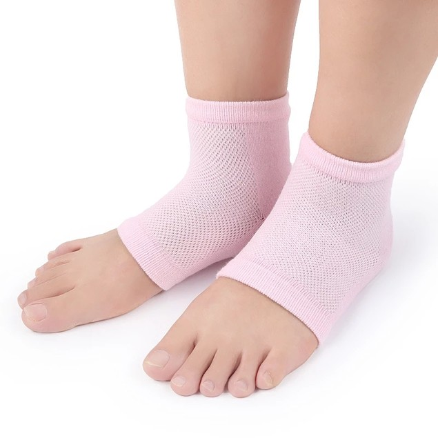 Heal-Ur-Heels Moisturizing Gel Socks