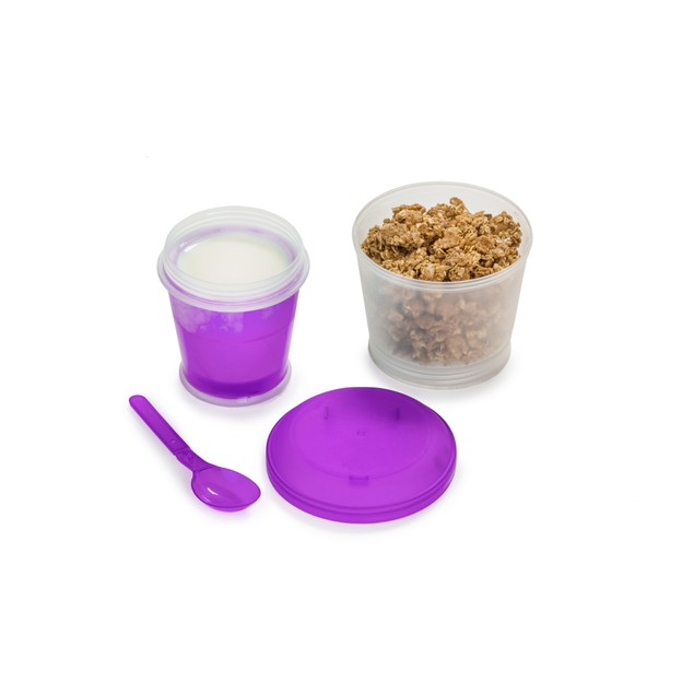2-Pack Cereal To-Go Cup