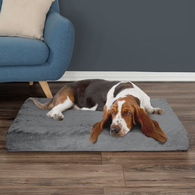 Orthopedic Pet Bed - Egg Crate and Memory