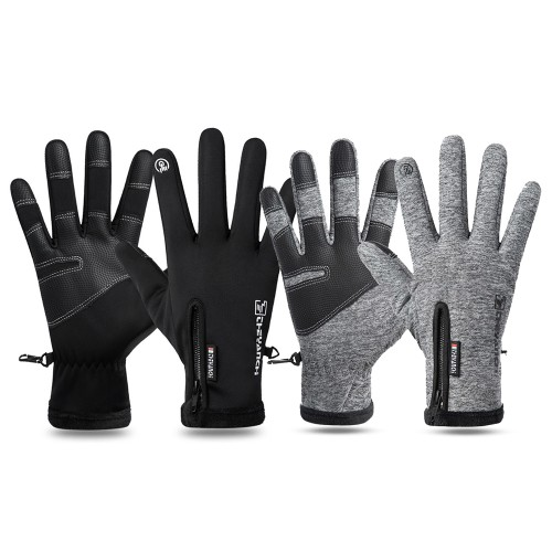 Touch Screen Winter Warm Gloves Outdoor Sports Cycling Driving Thermal Gloves