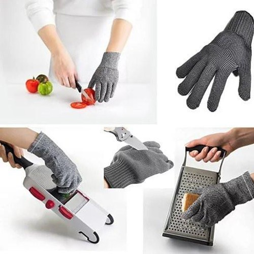 """Cut Resistant """"Love My Glove"""" for Kitchen and More"""