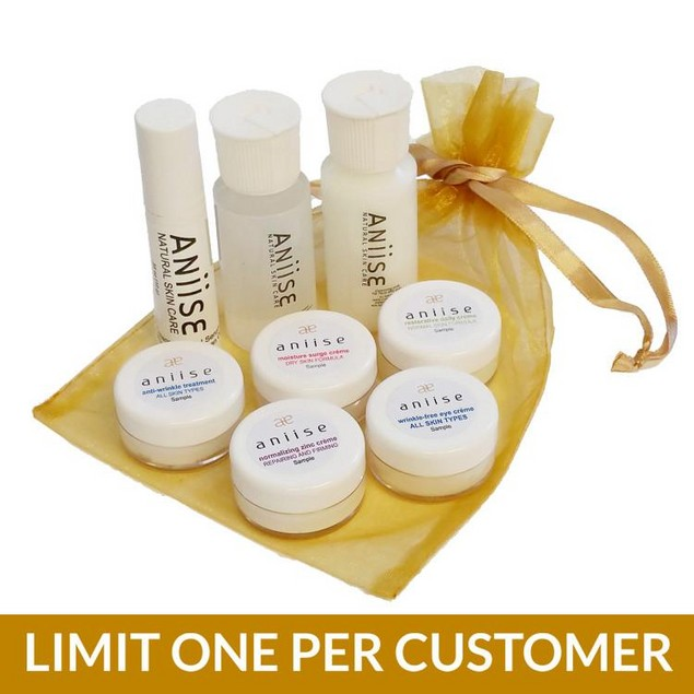 Skin Care Sample Pack