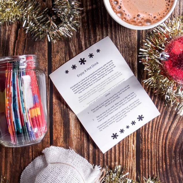 Mindfulness Jar | MandW Advent Calendar