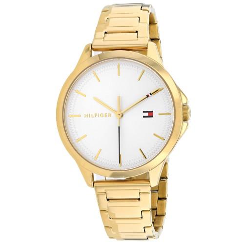 Tommy Hilfiger Women's Peyton White Dial Watch - 1782086
