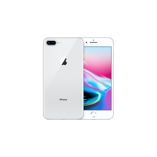 Apple iPhone 8 Plus, AT&T, Silver, 256 GB, 5.5 in Screen