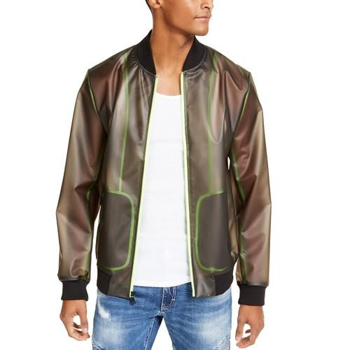 INC International Concepts Men's Transparent Jacket Size Extra Large