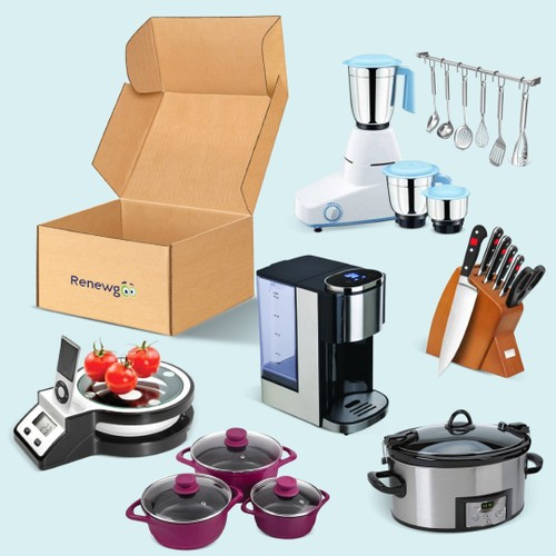 Renewgoo The GOO Box - Kitchenware Edition (Compact)