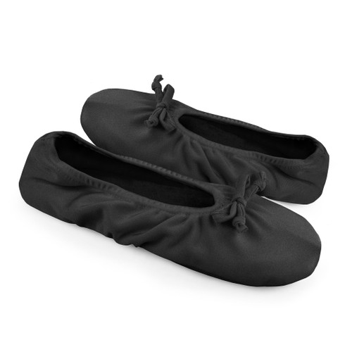 MUK LUKS ® Women's Stretch Satin Ballerina Slipper