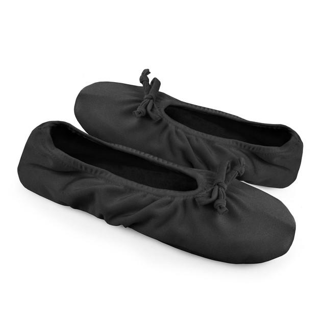 MUK LUKS ® Women's Stretch Satin Ballerina Slipper