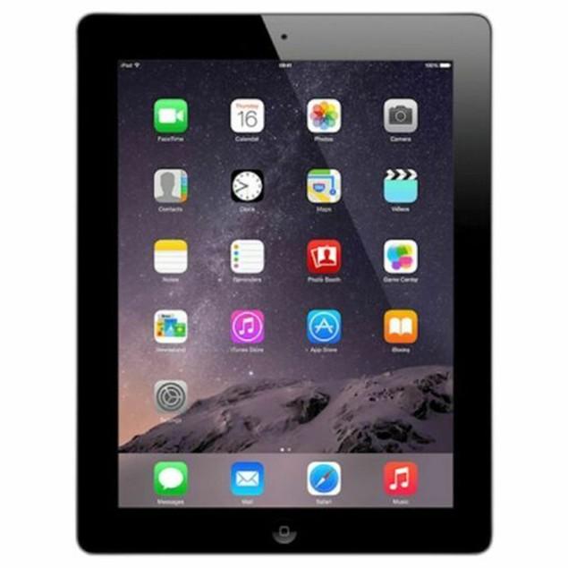 """Apple iPad 4 (4th Gen) Retina 32GB - Wi-Fi - 9.7 """" - Black - Grade B"""