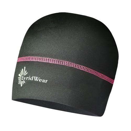 Evridwear Running Hat, Outdoor Thermal Hat Ski or Motorcycle Helmet Liner