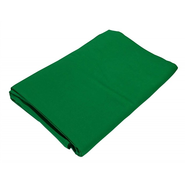GREEN MUSLIN PHOTO STUDIO COLLAPSIBLE HIGH QUALITY BACKDROP