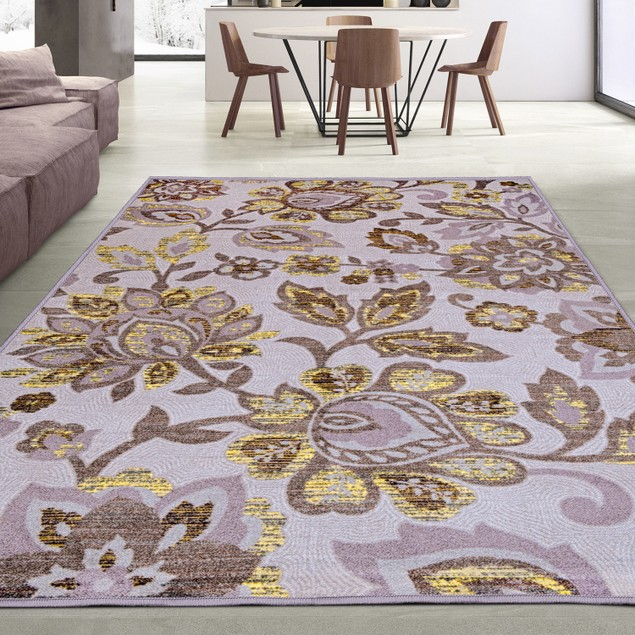 Jezabel Digitally Printed Area Rug Collection