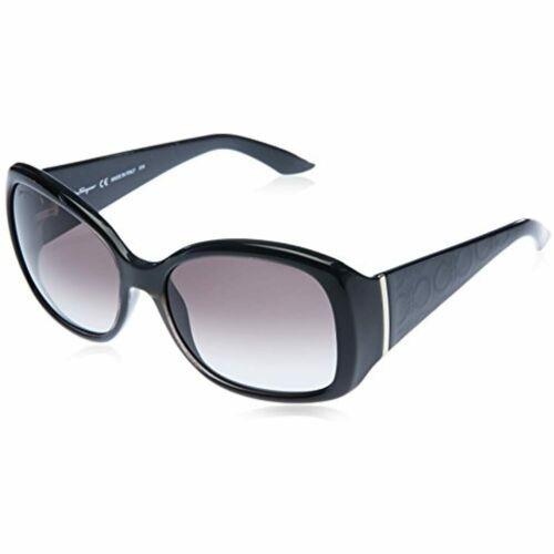 Salvatore Ferragamo for Women SF722S Black Butterfly 100% UV