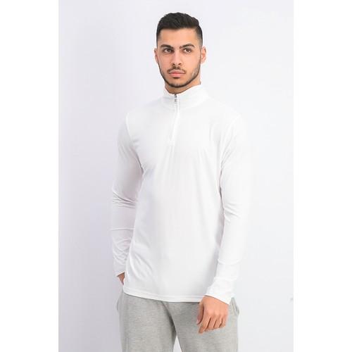 Alfani Men's Ribbed Full-Zip Sweater Burgundy Size 2 Extra Large