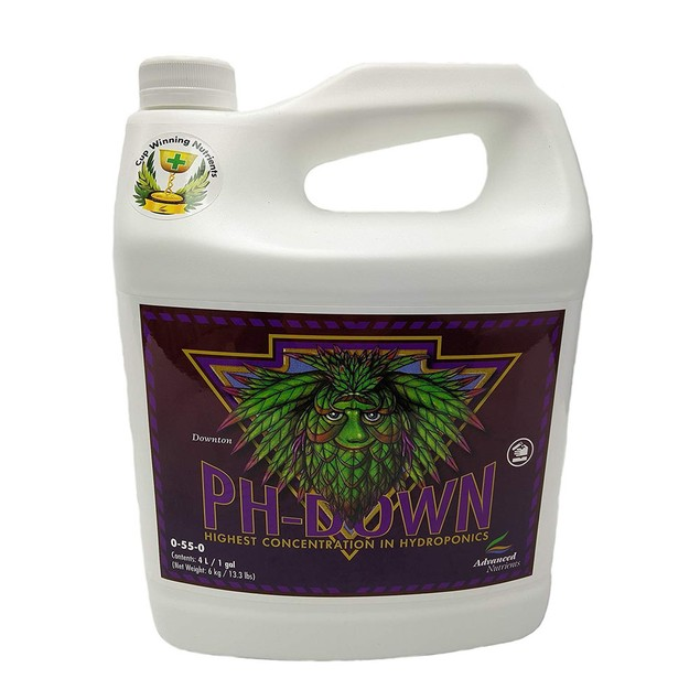 Advanced Nutrients pH-Down 4L