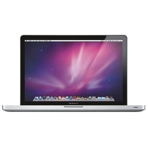"""Apple MacBook Pro MD103LL/A 15.4"""" 500GB,Silver(Scratch and Dent)"""