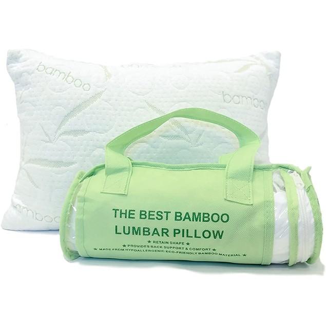 Bamboo Lumbar Pillow