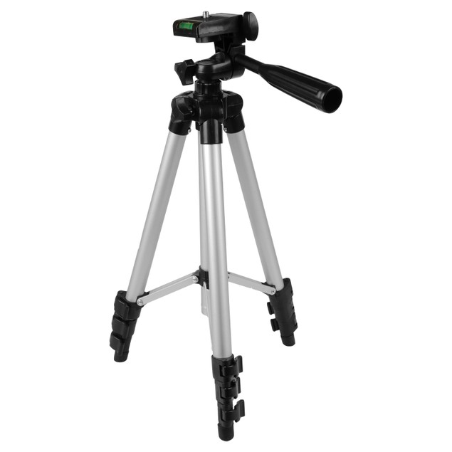 "Portable Camera Tripod 45"" Adjustable Camera Stand Folding"