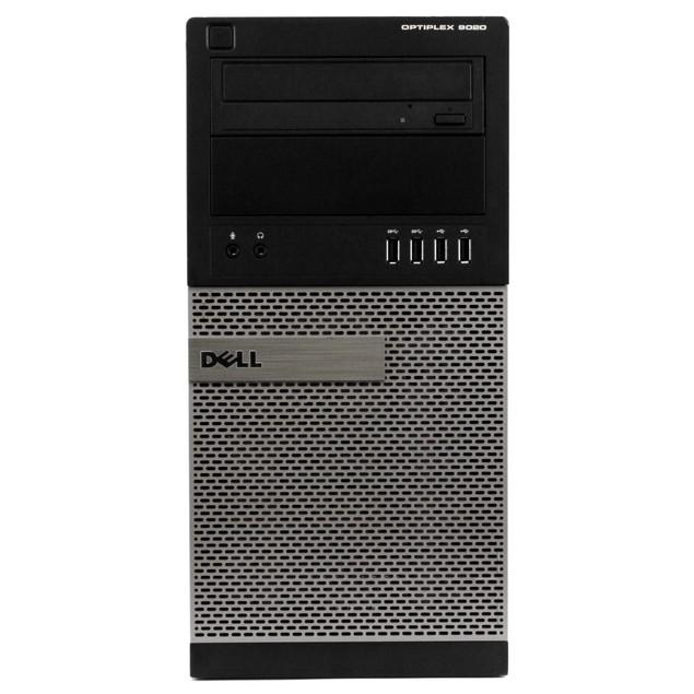 "Dell 790 Desktop Intel i5 8GB 1TB HDD Windows 10 Home 22"" Monitor"