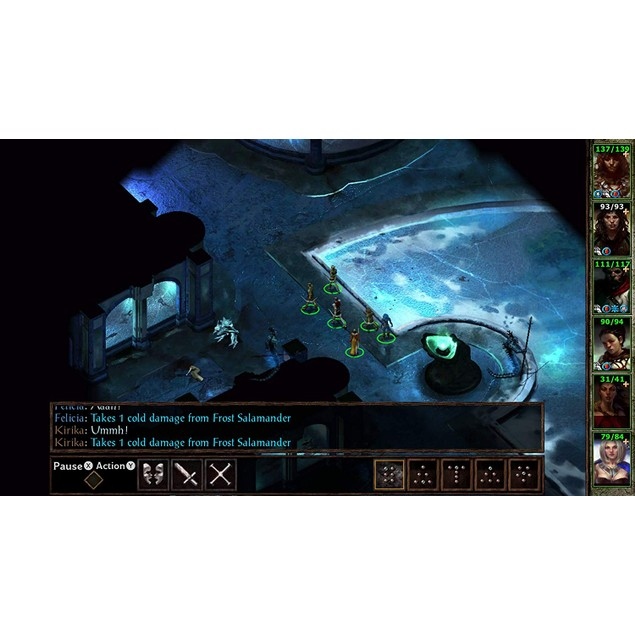 Planescape Torment and Icewind Dale Enhanced Edition Nintendo Switch Game