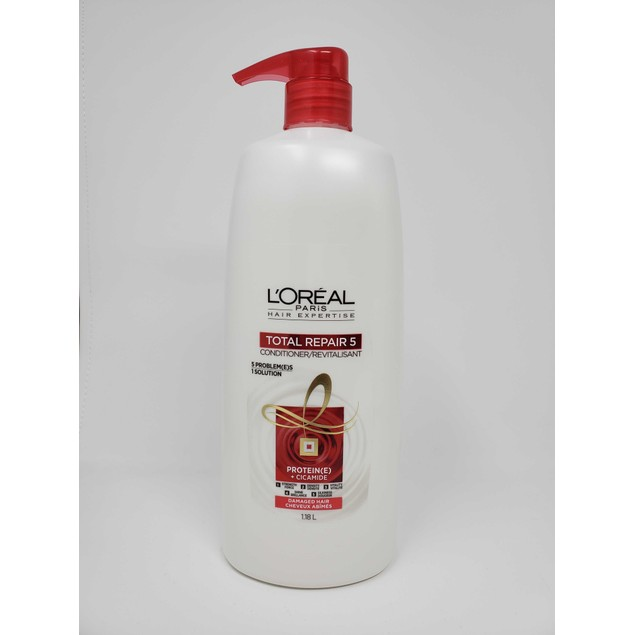 L'Oreal Paris Total Repair 5 Conditioner, 1.18 L,