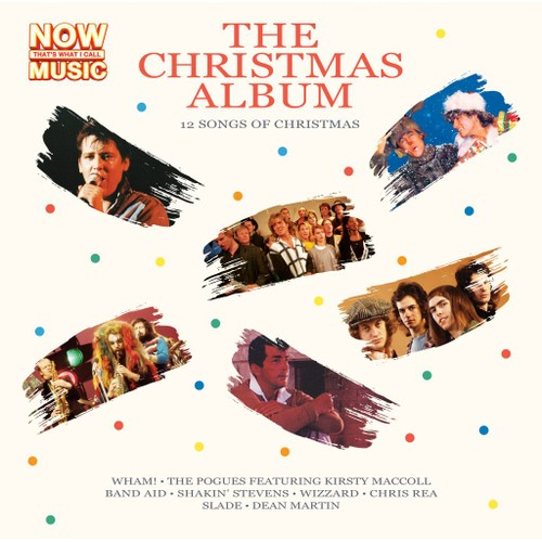 Various Artists - Now Thats What I Call Christmas Vinyl