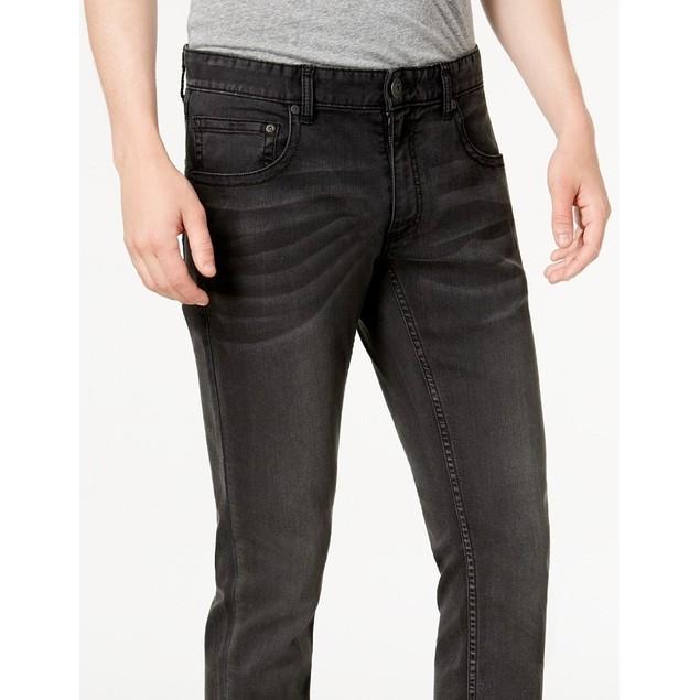 INC International Concepts Men's Skinny Jeans  Black Size 40X30