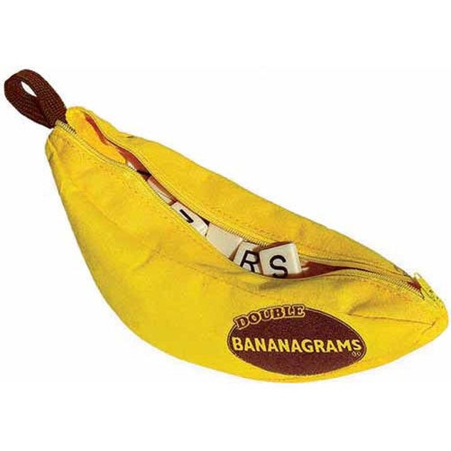 Double Bananagrams Word Game, More Games by Bananagrams