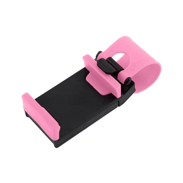 Car Steering Wheel Phone Holder