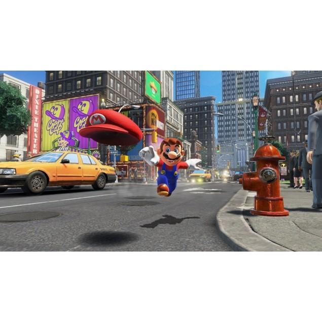 Super Mario Odyssey Nintendo Switch Game