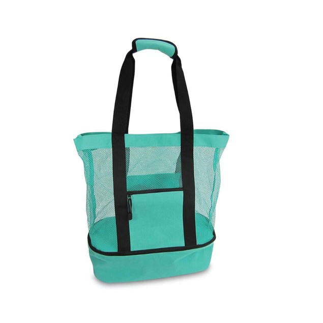 Insulated Cooler Beach Bag | Assorted Colors