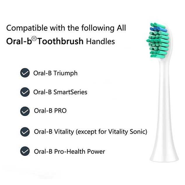 Replacement Brush Heads Fits For Philips Sonicare Toothbrush