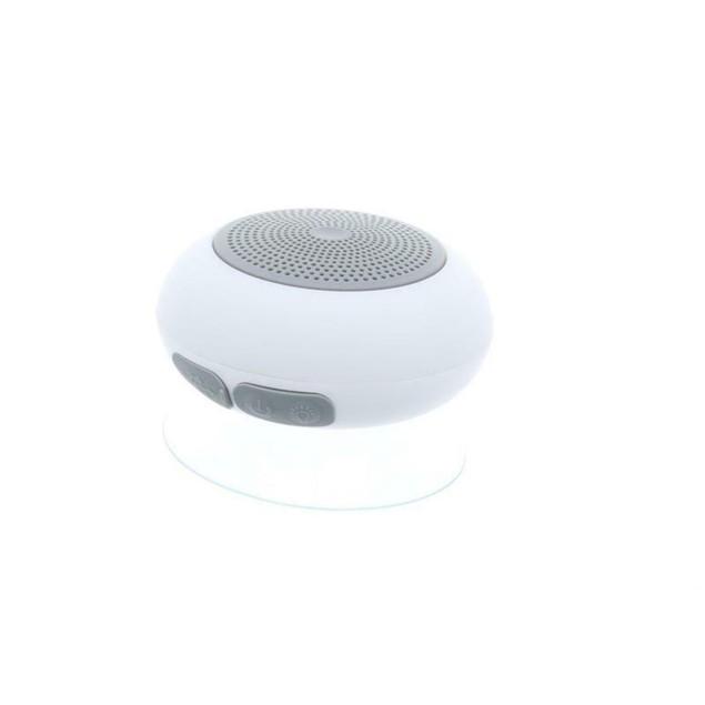 XTREME Bluetooth Shower Speaker with LED Color Lights