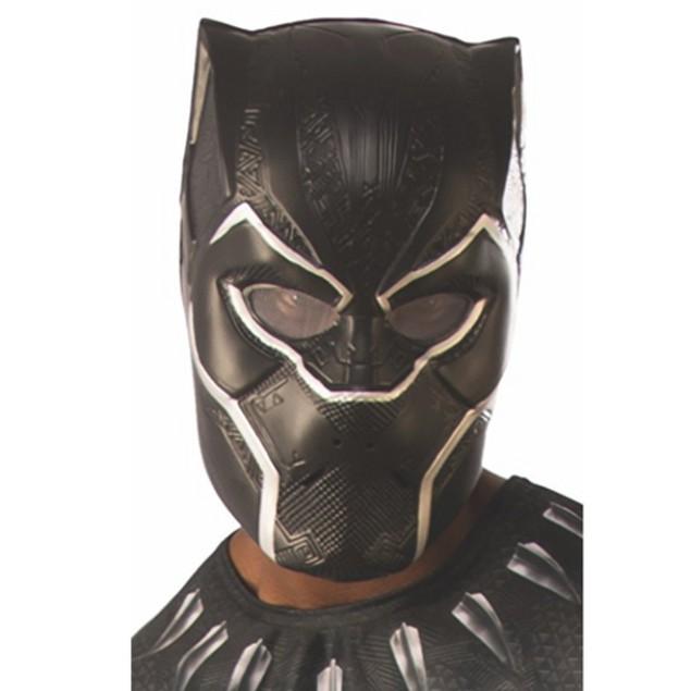 Black Panther Adult 1/2 Mask