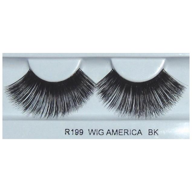 Wig America Premium False Eyelashes wig561, 5 Pairs