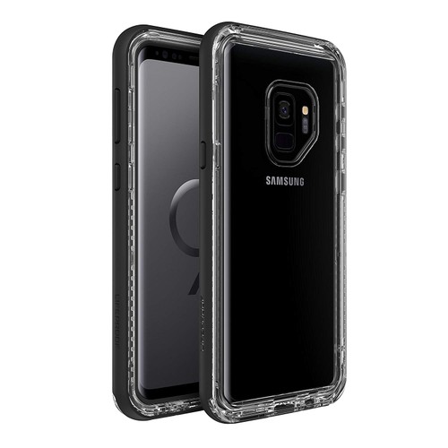Lifeproof NEXT SERIES Case for Samsung Galaxy S9 - Black Crystal