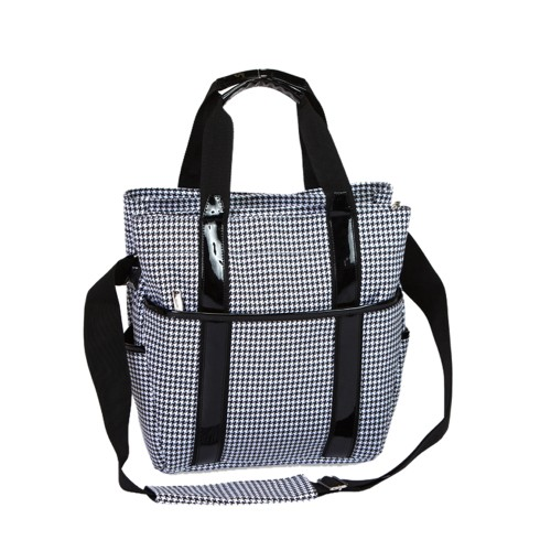 Picnic Plus Main Liner Commuter Tote Houndstooth