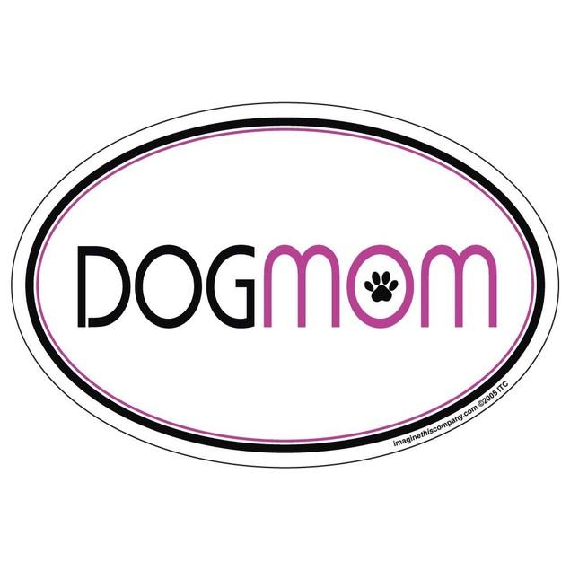 Dog Mom Magnet