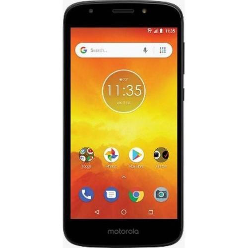 Verizon Prepaid Motorola E5 Go (16GB) - Black