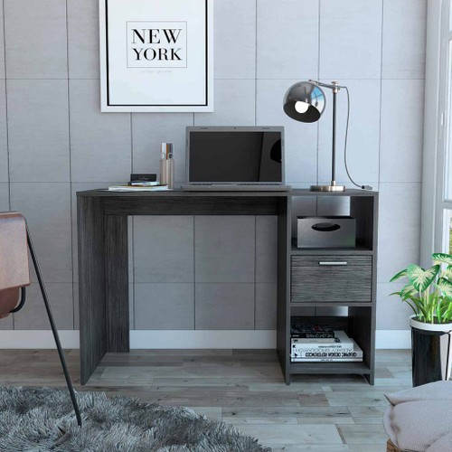 Arlington Computer desk, With  1 Drawer 2 shelfs