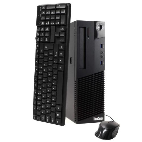 Lenovo M93 Desktop Intel i5 8GB 1TB HDD Windows 10 Professional